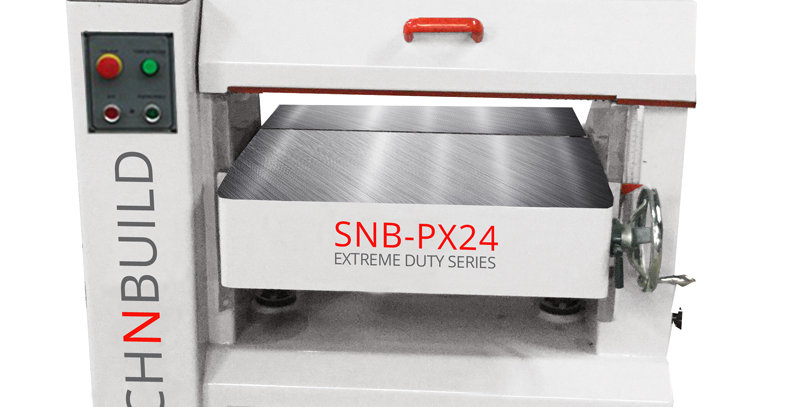 """SNB-PX24 24"""" EXTREME DUTY THICKNESS PLANER"""