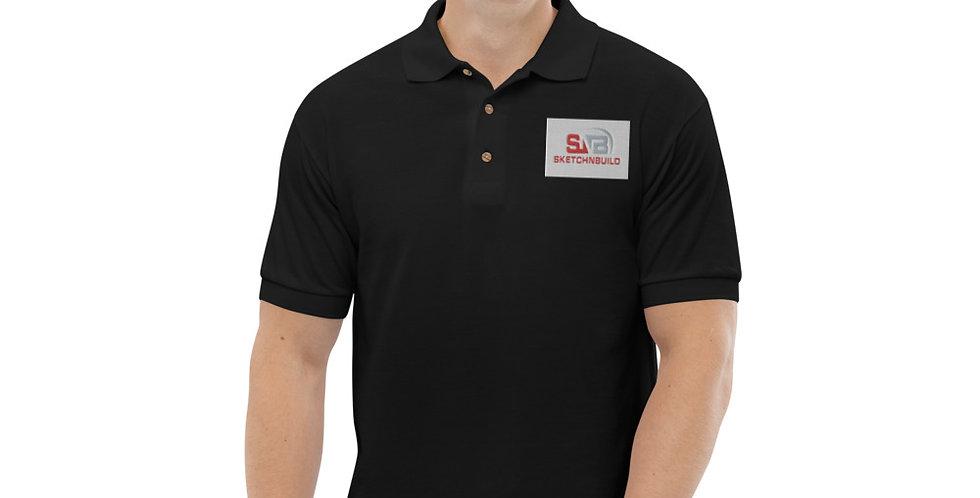 SKETCHNBUILD Polo Shirt