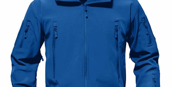 Airsoft Jacket Mens Winter Waterproof Softshell Jacket