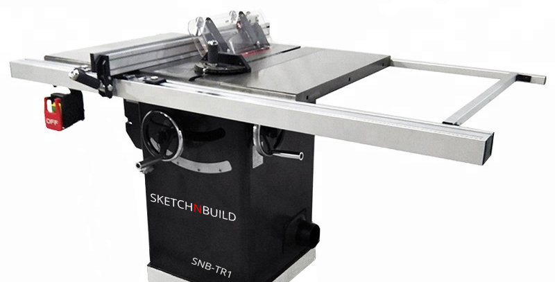"SNB-TR1 LEFT TILTING RIVING 10"" TABLE SAW"
