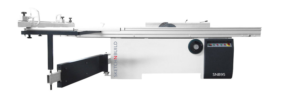 "SNB95 14"" 7HP SLIDING TABLE PANEL SAW"