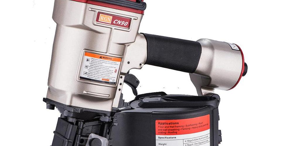 Air Pallet Coil Nailer Nail Gun