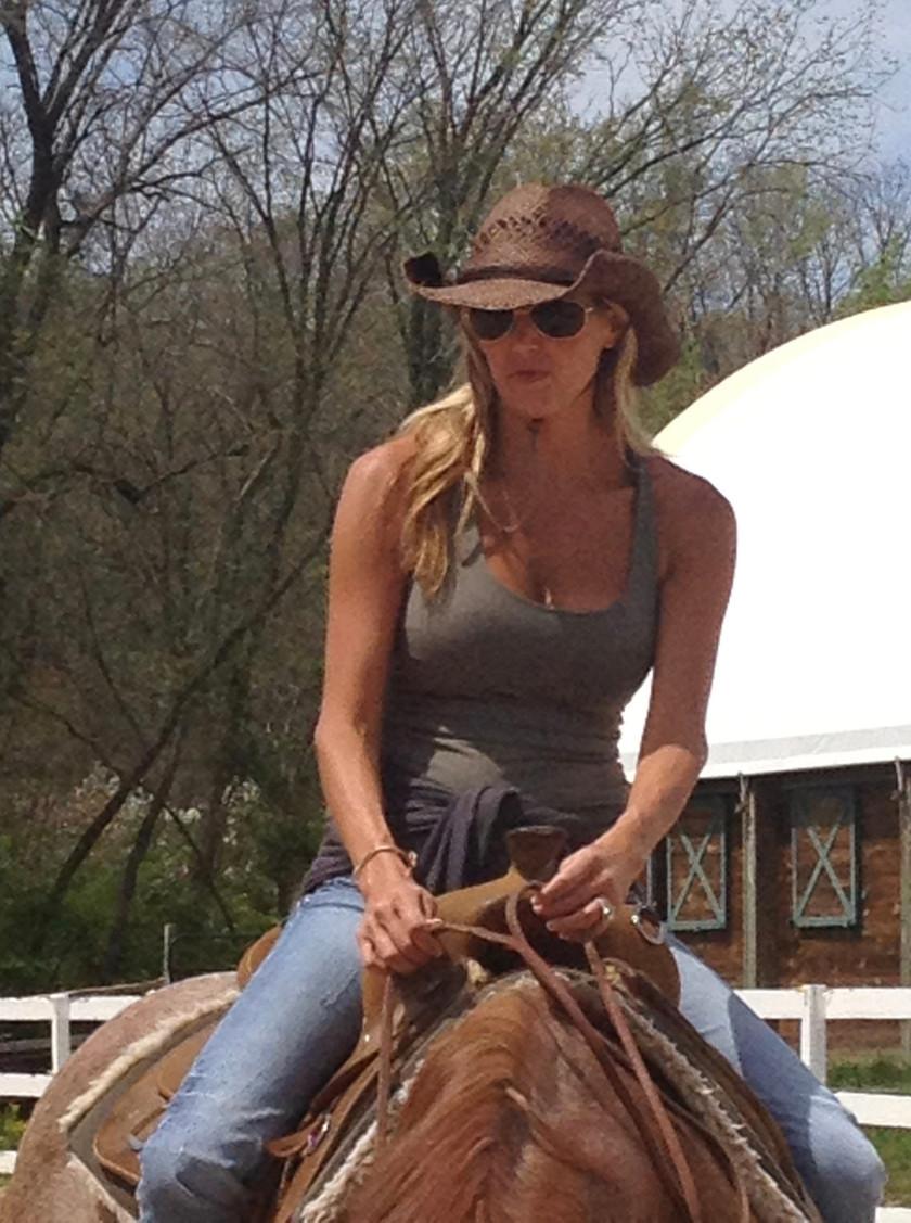 Canyon Ranch, Lauren Pronger, Chris Pronger, Horse riding, horse back riding, horses, riding retreat