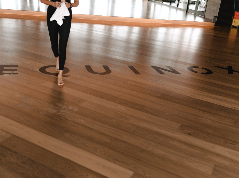 Chris Pronger, Lauren Pronger, New York, NYC, Equinox Hotel