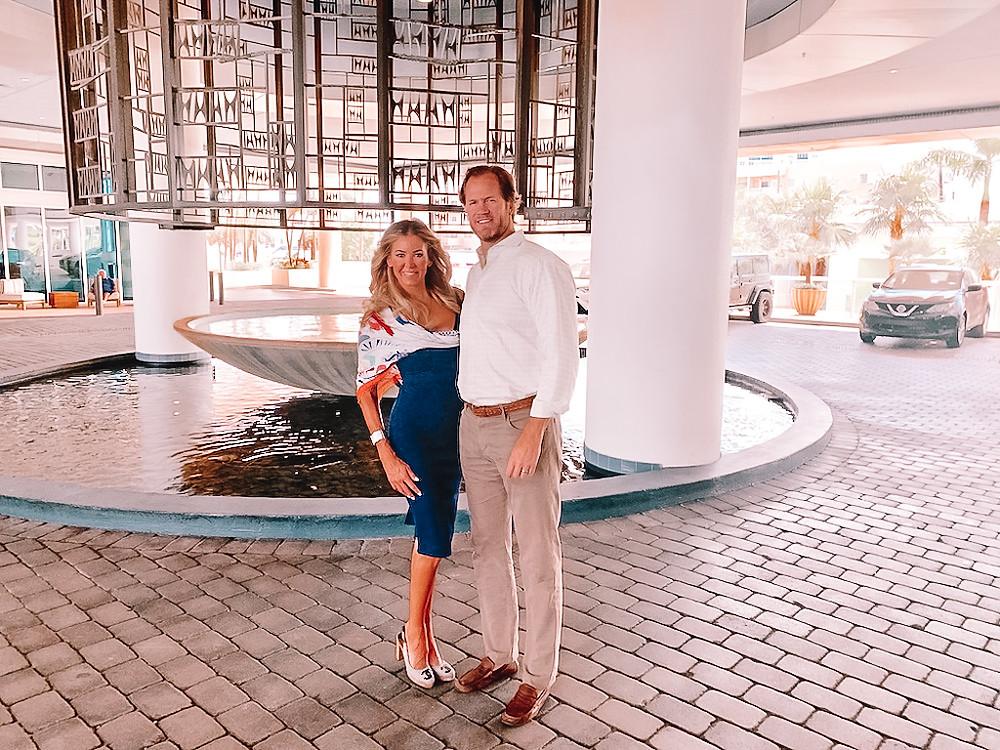 Chris Pronger, Lauren Pronger, Miami, Miami Florida, Carillon Wellness Resort, Carillon Wellness