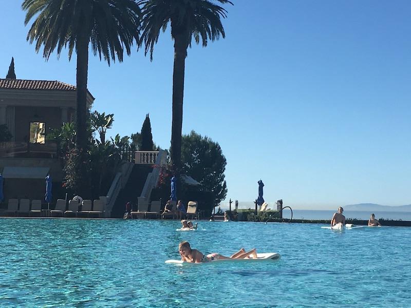 Chris Pronger, Lauren Pronger, Newport Coast, California, Pelican Hill