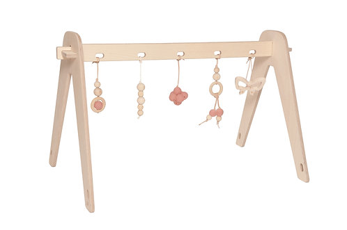 Eco Baby Gym Rose Cloud, Loullou