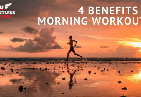Four Benefits of Morning Workouts