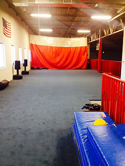 Shields Gymnastics Rental Space for yoga, dance, pilates, personal training fitness, and more!