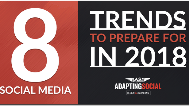 8 Social Media Trends To Prepare For In 2018