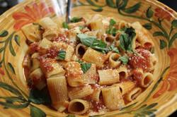 rivolis food pasta