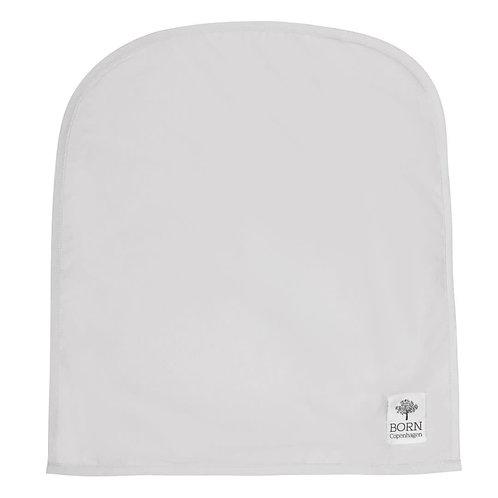 Organic Cotton Headpiece Grey, Born Copenhagen