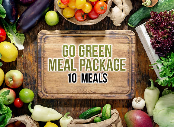 10 Go Green Package