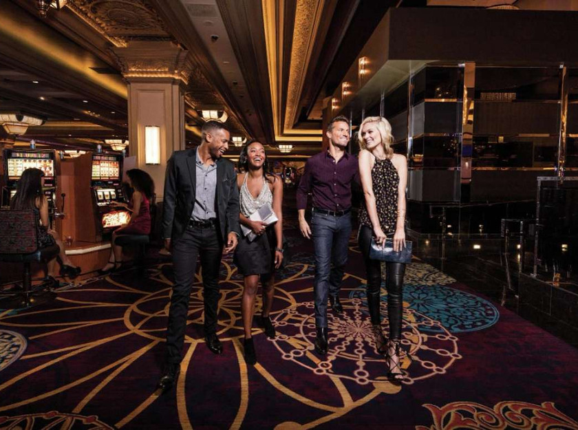 Chris Pronger, Lauren Pronger, Las Vegas, Nevada, Las Vegas Nevada, Aria, The Spa at ARIA