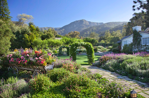 Santa Barabara, California, San Ysidro Ranch, Chris Pronger, Lauren Pronger