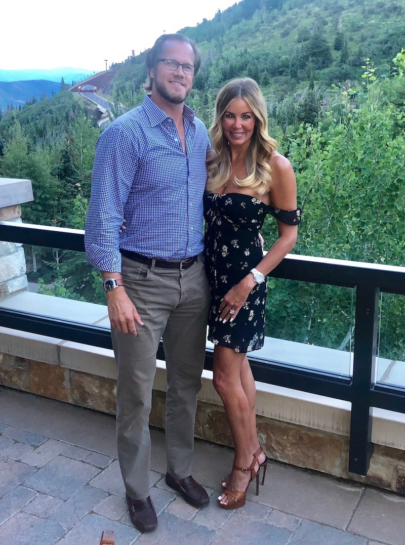 Chris Pronger, Lauren Pronger, Park City, Utah, Park City Utah, The St. Regis Deer Valley, Deer Valley, St. Regis Deer Valley