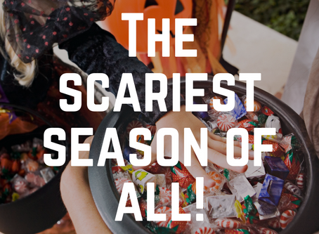 HOW TO KEEP HALLOWEEN FROM DERAILING YOUR DIET