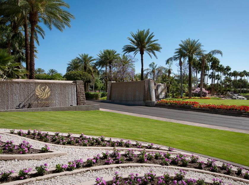 Chris Pronger, Lauren Pronger, Scottsdale, Arizona, The Phoenician,