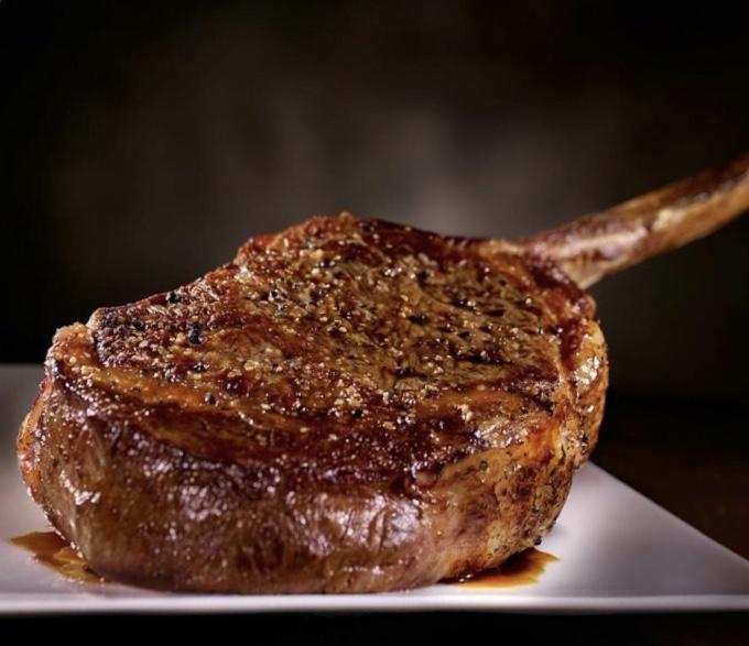Grilled In-Bone Steak