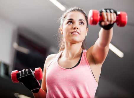 5 MENTAL HEALTH BENEFITS OF FITNESS