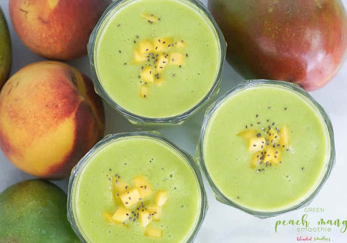 GET YOUR GLOW-ON SMOOTHIE