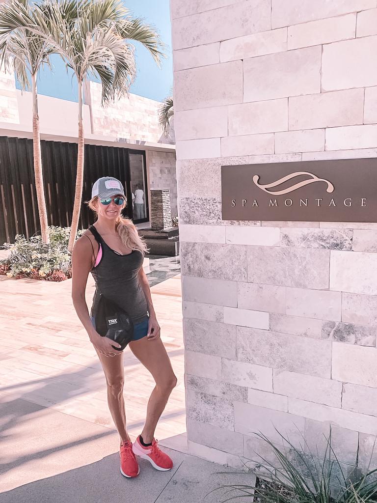 Chris Pronger, Lauren Pronger, Cabo San Lucas, Mexico, Montage Los Cabos