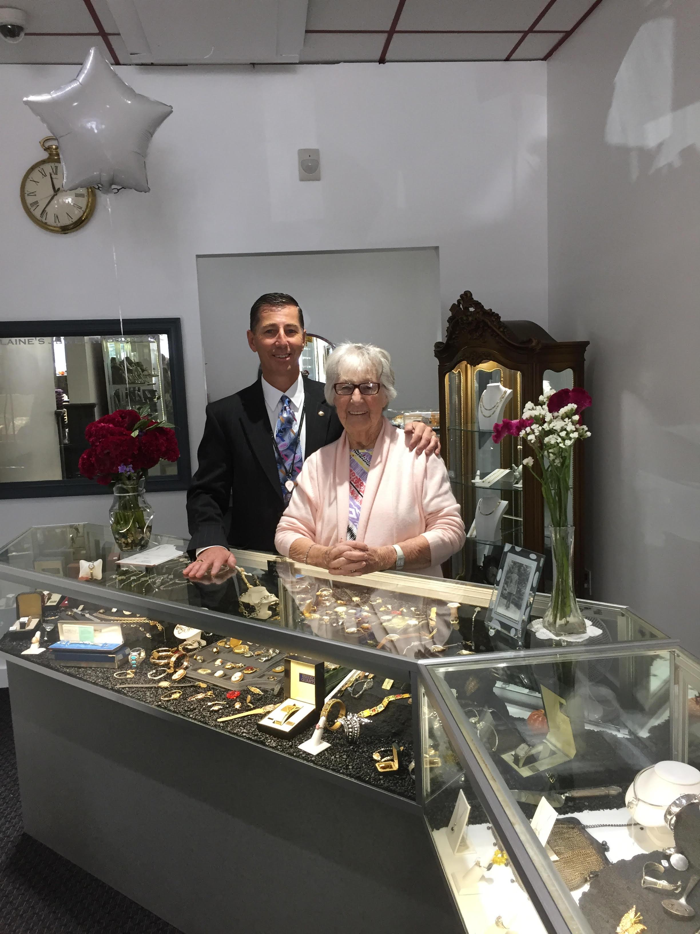 Blaine's Jewelry Box, Showroom, Brick, NJ