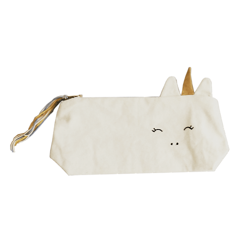Unicorn Pencil Case, Fabelab