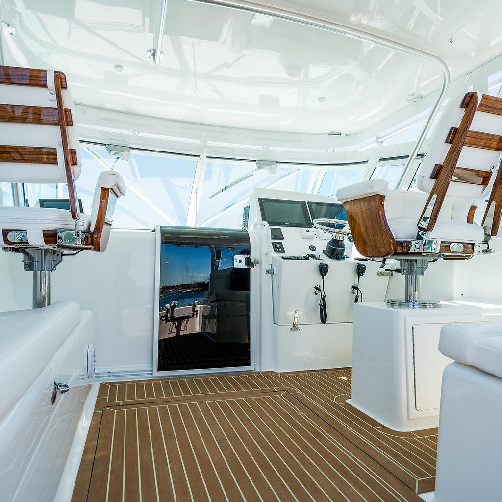 Semi-Custom Sportfishing Boats | Henriques Yachts | Bayville, NJ