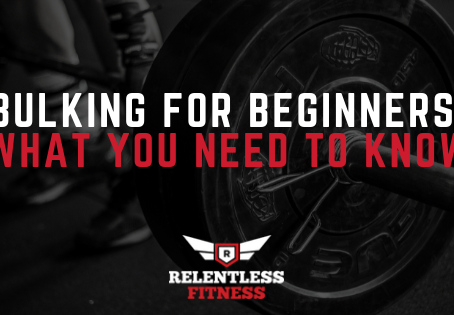 Bulking for Beginners: What You Need to Know