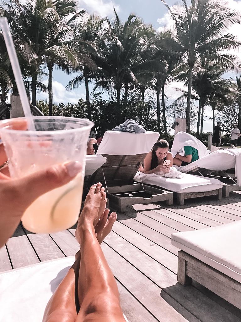 Chris Pronger, Lauren Pronger, Miami Beach, Miami, Florida, Miami Florida
