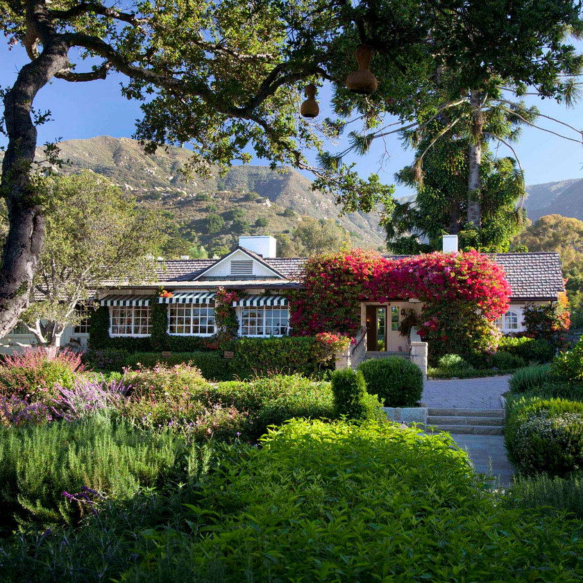 Santa Barabara, California, San Ysidro Ranch, Chris Pronger, Lauren Pronger