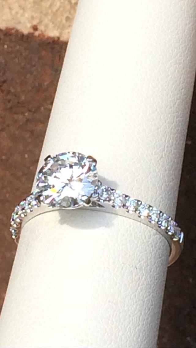 Blaine's Jewelry, Diamond Rings