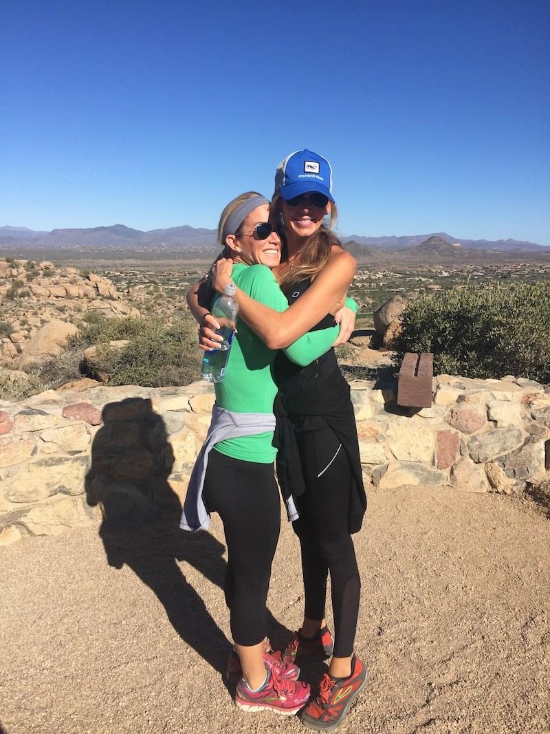 Chris Pronger, Lauren Pronger, Paradise Valley, Arizona, Sanctuary Camelback Mountain Resort and Spa, Camelback Mountain Resort