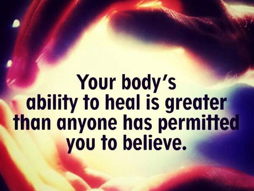 Are You Healing? Or Are You Just Suppressing Disease?