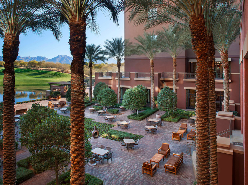 Chris Pronger, Lauren Pronger, Scottsdale, Arizona, Scottsdale Arizona, The Westin Kierland Resort and Spa
