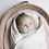 Thumbnail: Organic Cotton Swaddle Rainbow Sky (2-Pack), Fabelab