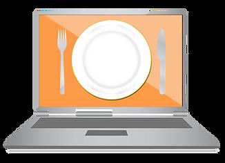 Order your meals online!