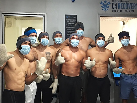Cryotherapy Continues To Gain Popularity In The 21st Century
