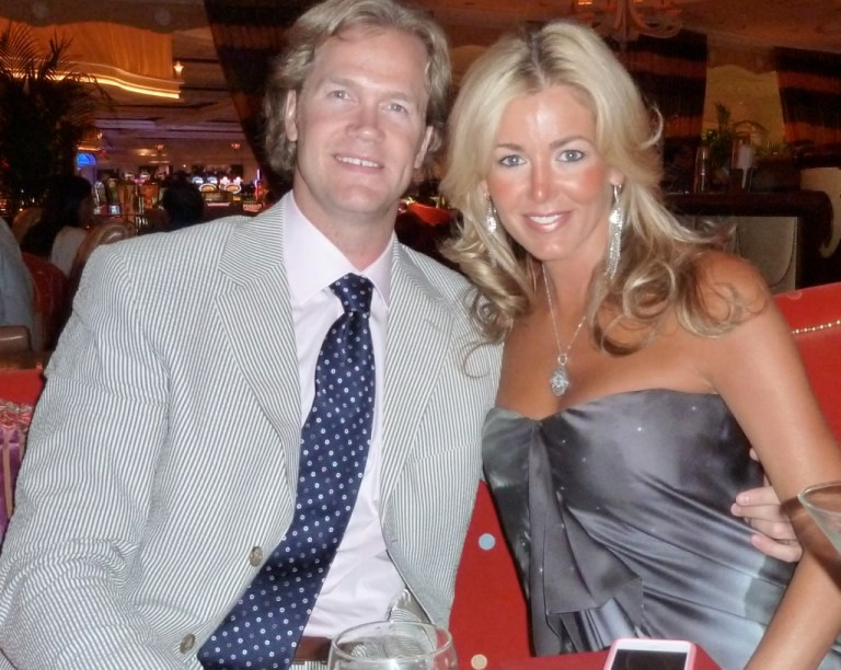 Chris Pronger, Lauren Pronger, Las Vegas, Nevada, The Venetian