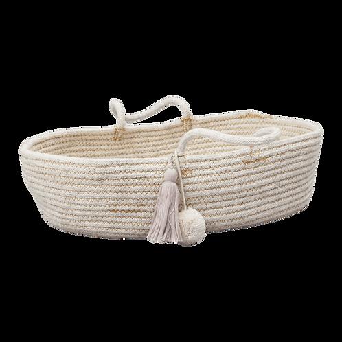 Organic Rope Doll Basket, Fabelab