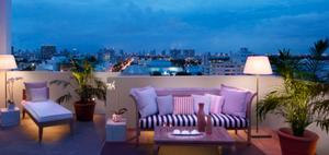 Miami,  Florida, Miami Florida, SLS South Beach, Chris Pronger, Lauren Pronger