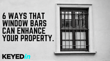 6 Ways That Window Bars Can Enhance Your Property.