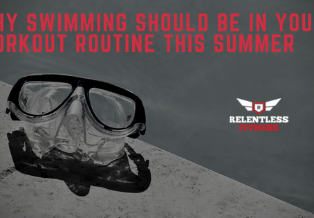 Why Swimming Should be in your Workout Routine This Summer