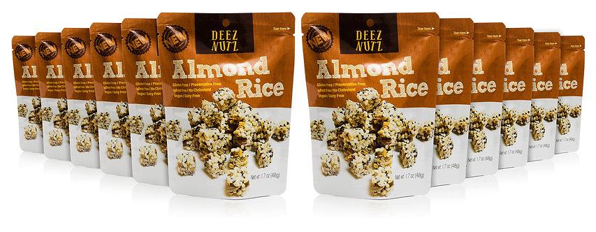 Almond Rice Case