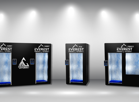 5 Reasons You Need To Purchase An EVEREST Cryotherapy Chamber Right Now