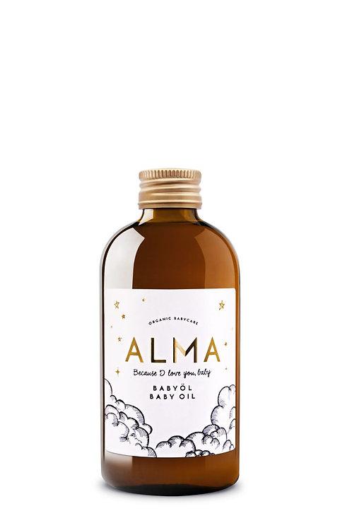 Organic Baby&Mum Oil, ALMA