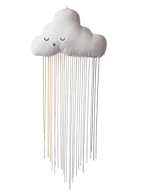 Organic Cloud Mobile Rainbow, Fabelab
