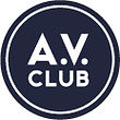 A.V. Club Logo