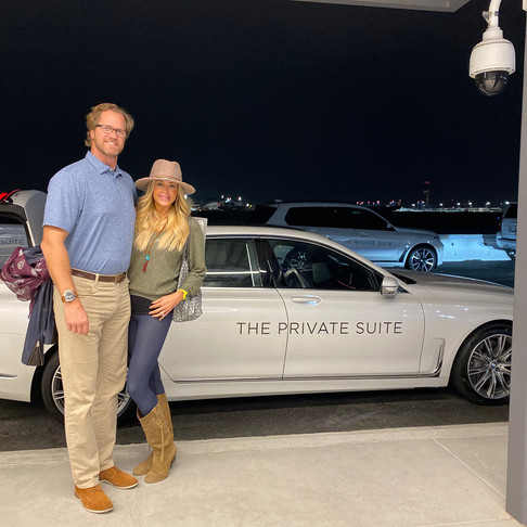 THE PRIVATE SUITE LAX